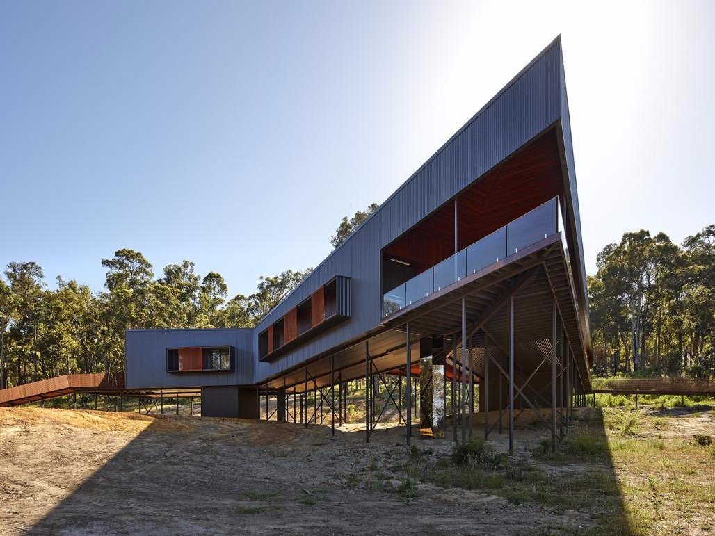 World Architecture Festival Nannup Holiday House