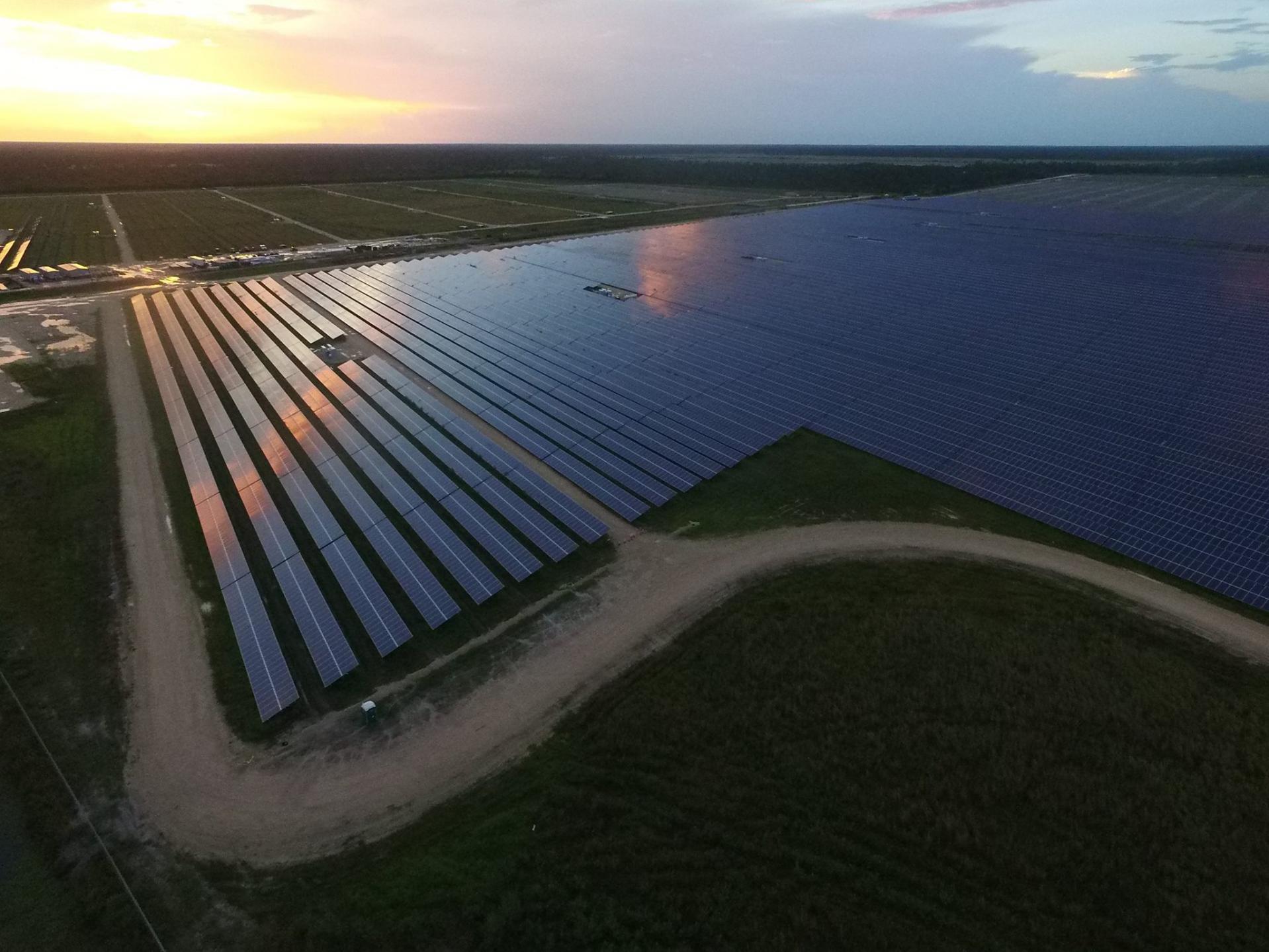 Nascerà nel 2017 la prima città solare del mondo. Benvenuti a Babcock Ranch