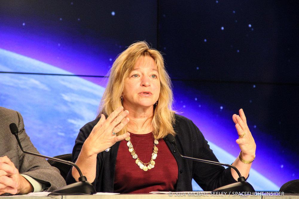 Ellen Stofan, NASA Chief Scientist