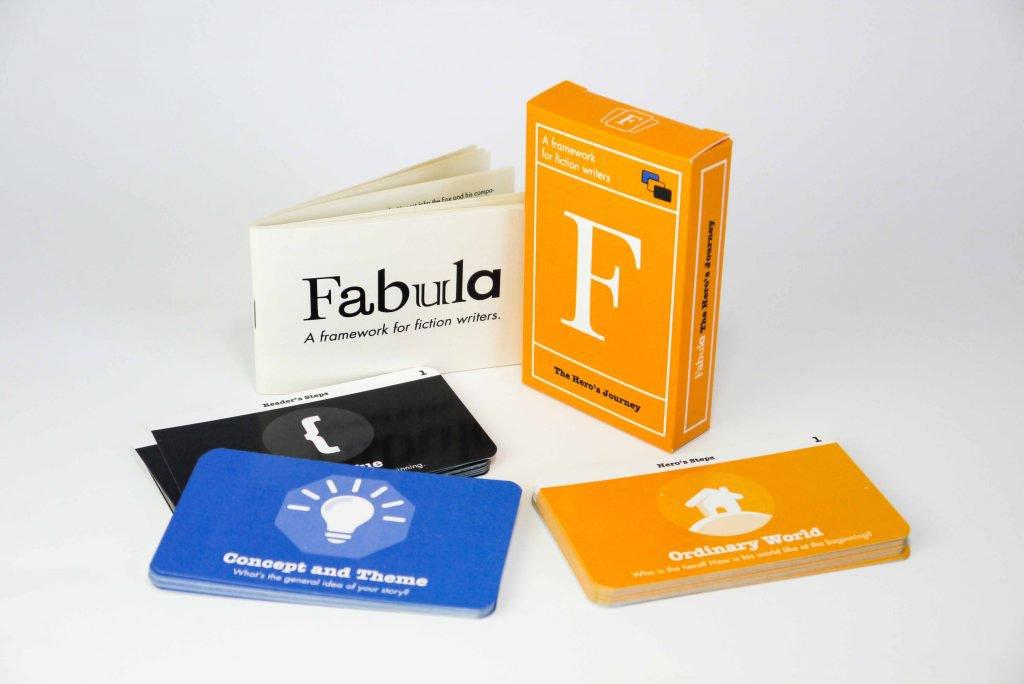 Fabula: con un'antica tecnologia (la carta) un'innovativo strumento per lo storytelling
