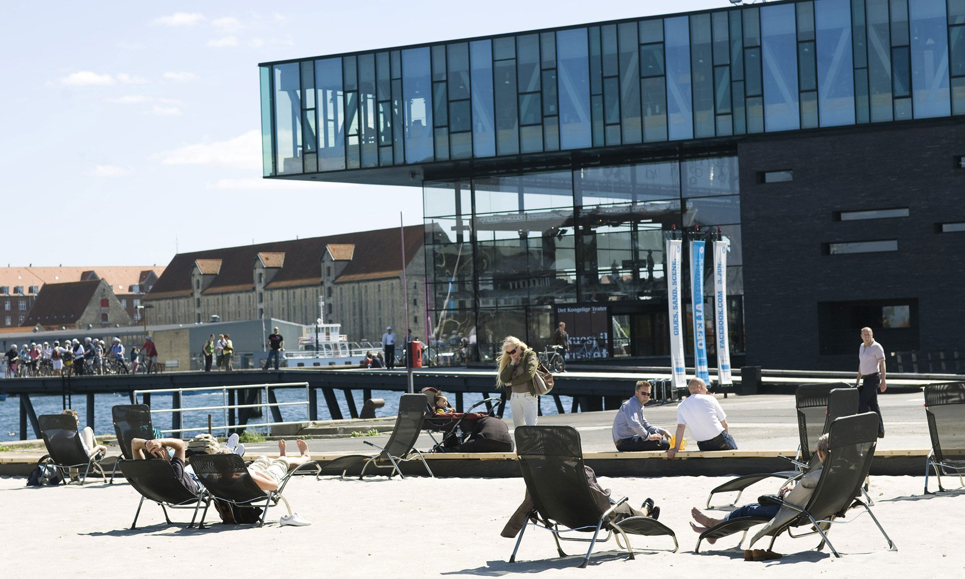 Copenaghen, la prima città al mondo a emissioni zero