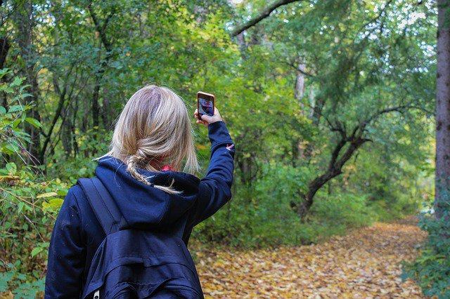 Il valore della natura calcolato con le immagini dei social. Uno studio