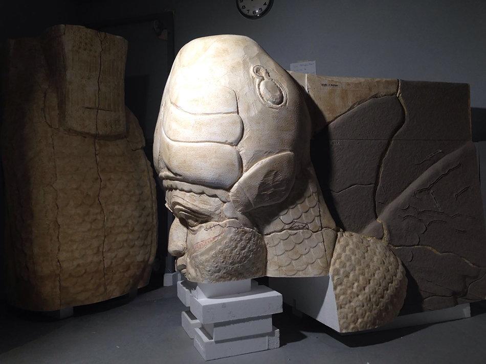 Toro di Nimrud