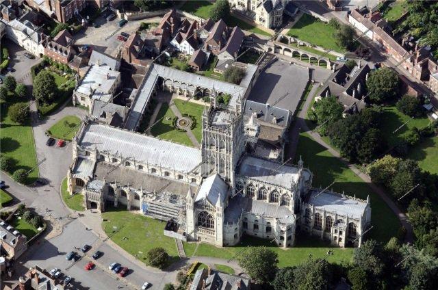 cattedrale Glouester