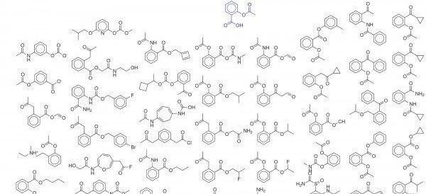 chimica farmacologia AI