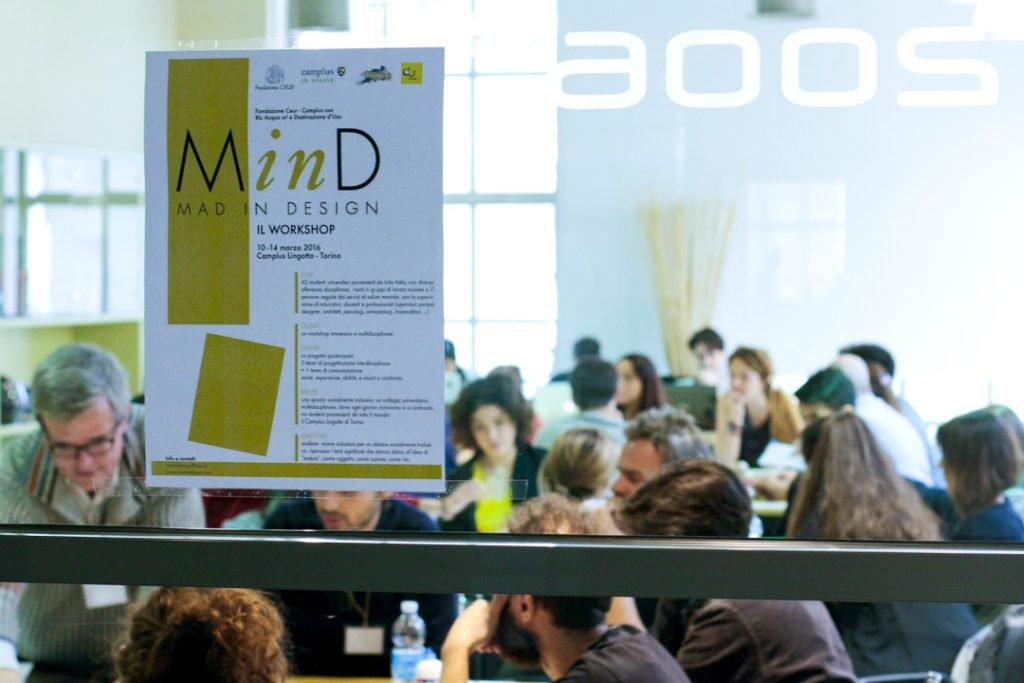 MinD - Mad in Design: scienza e creatività per la salute mentale