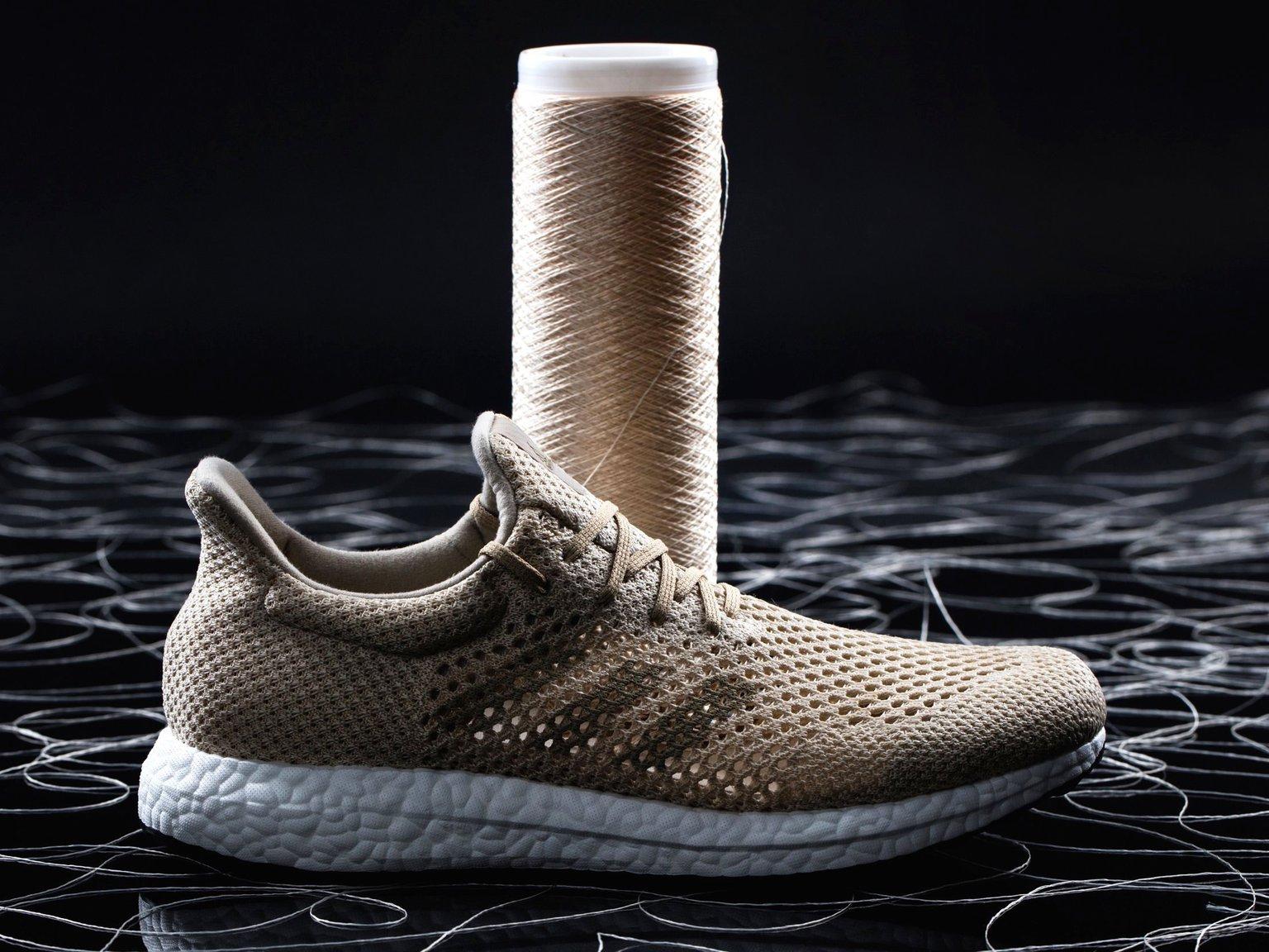 Adidas ha lanciato le scarpe biodegradabili che si dissolvono in 36 ore