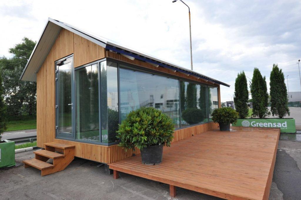Una casa stampata in 3D in sole 8 ore. La sfida della startup Passivdom