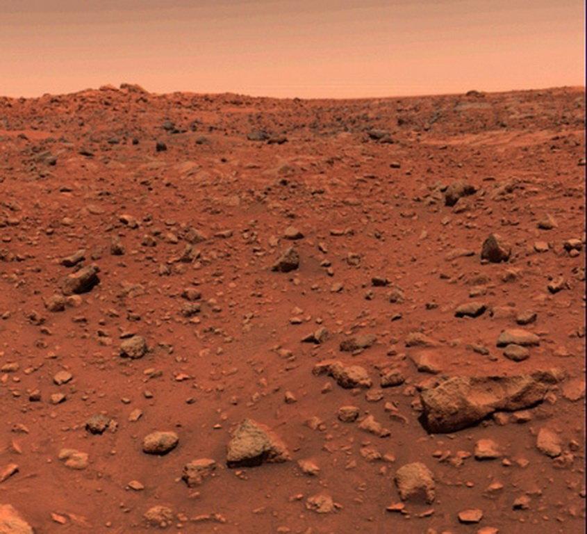 Un metodo per stampare in 3D con la polvere di Marte