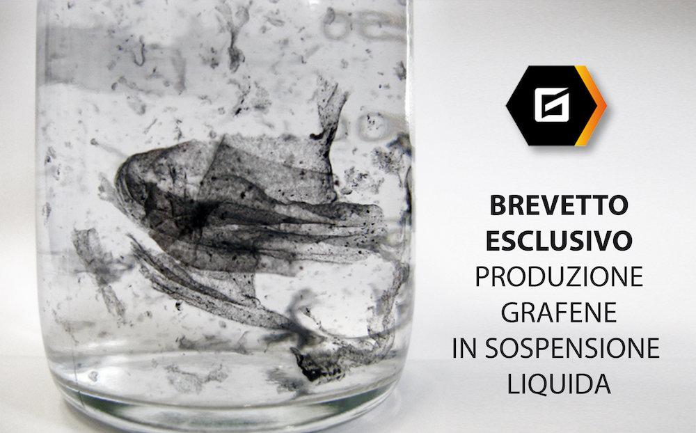 Produrre grafene liquido a costi contenuti. La chiave del successo di Graphene-XT