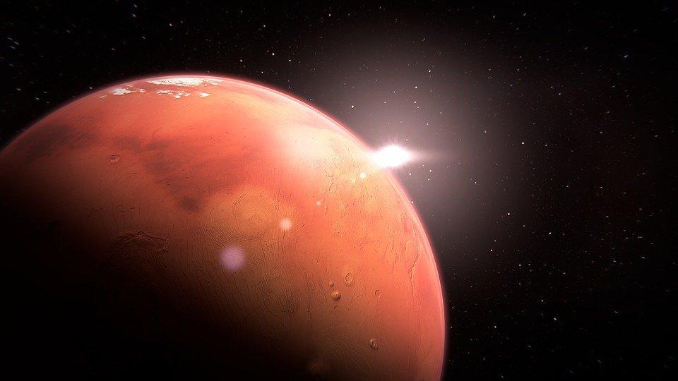 Com'è trafficata la strada per Marte: ecco i razzi in partenza