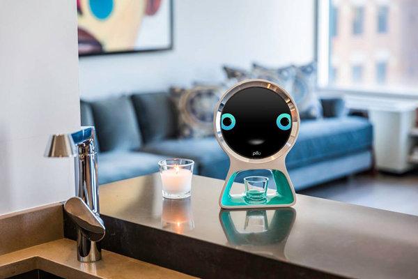 Pillo è il robot medico italiano che dosa le medicine