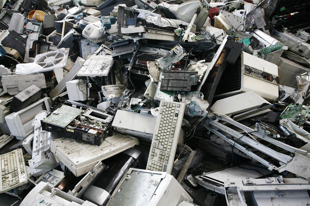 Il tesoro nascosto nei rifiuti elettronici: quando gli scarti possono trasformarsi in denaro
