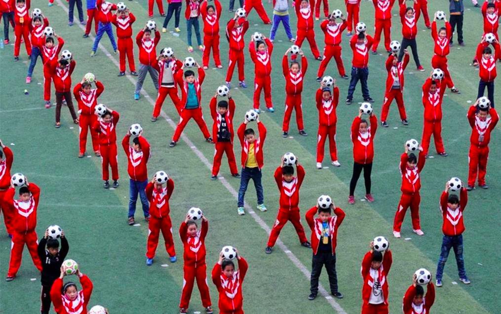 """CrowdFundMe lancia l'equity della prima piattaforma che """"insegna"""" il calcio in Cina"""