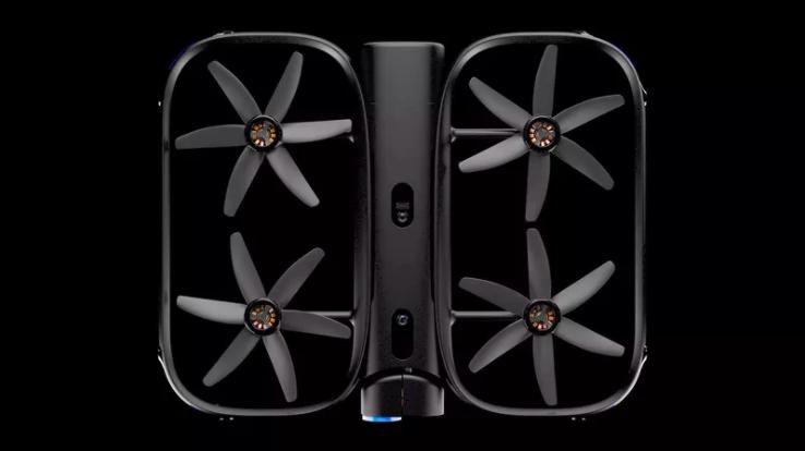 """Un """"cervello elettronico"""" e 13 telecamere integrate: ecco il drone di ultima generazione"""