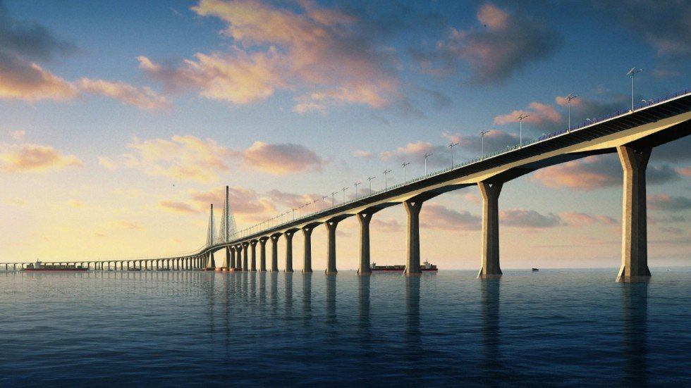 Un ponte tra Hong Kong, Macao e Shenzhen: la nuova Silicon Valley cinese vale 1000 miliardi