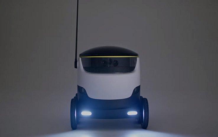 MoBot il robot che ti porta la spesa a casa