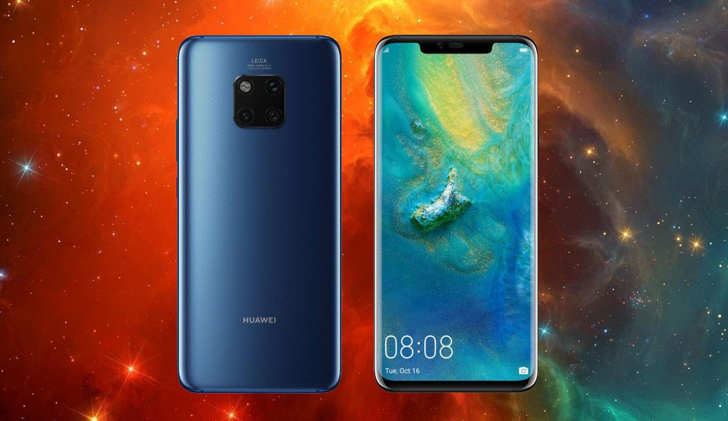 Mate 20 Pro, da Londra la sfida di Huawei al mondo della tecnologia mobile