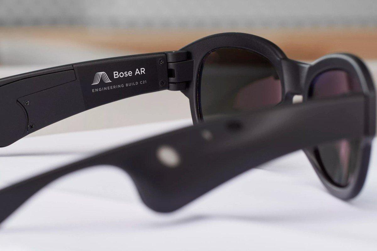 In arrivo Bose Frames gli occhiali con realtà audio aumentata