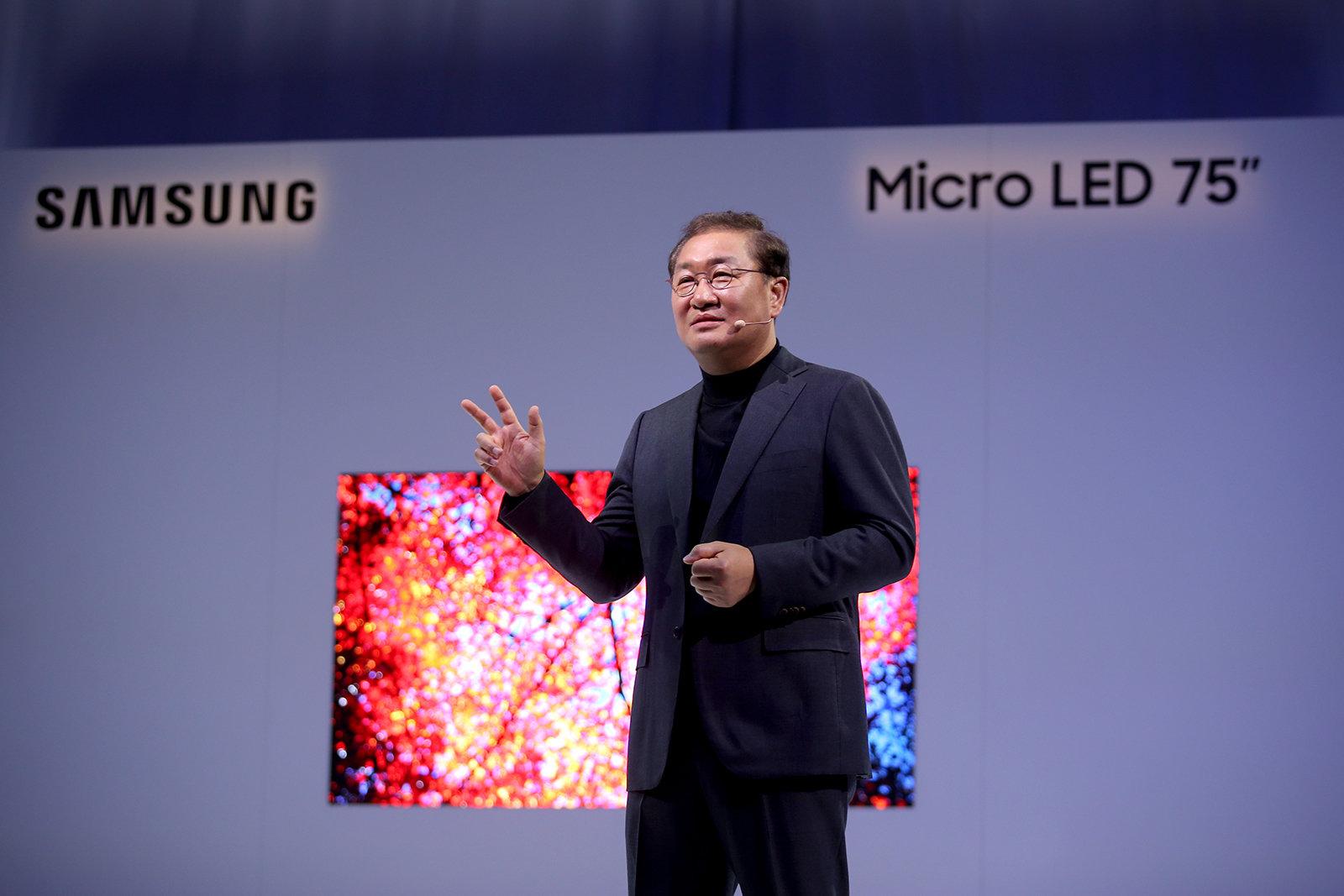 MicroLed, il televisore del futuro sarà come lo vuoi tu