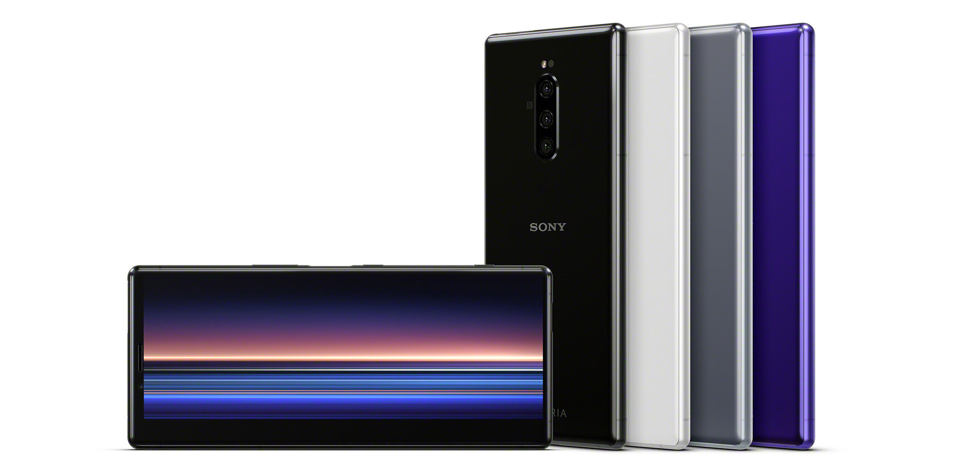 MWC19   Sony ricomincia da Xperia 1