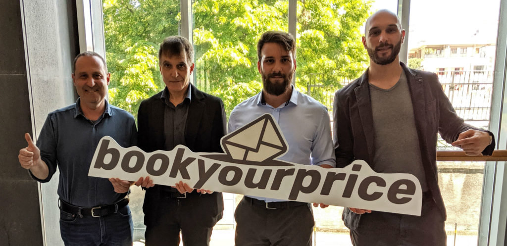 Il team di BookYourPrice