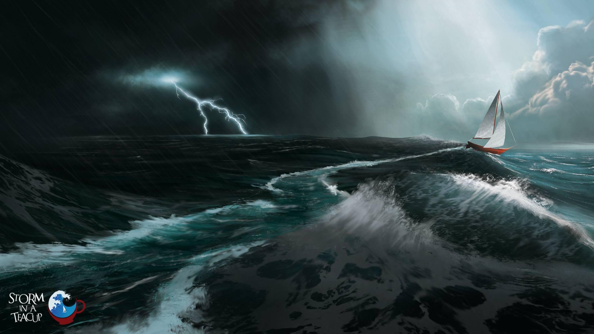 Storm in a Teacup: cosa c'è dietro a un videogioco