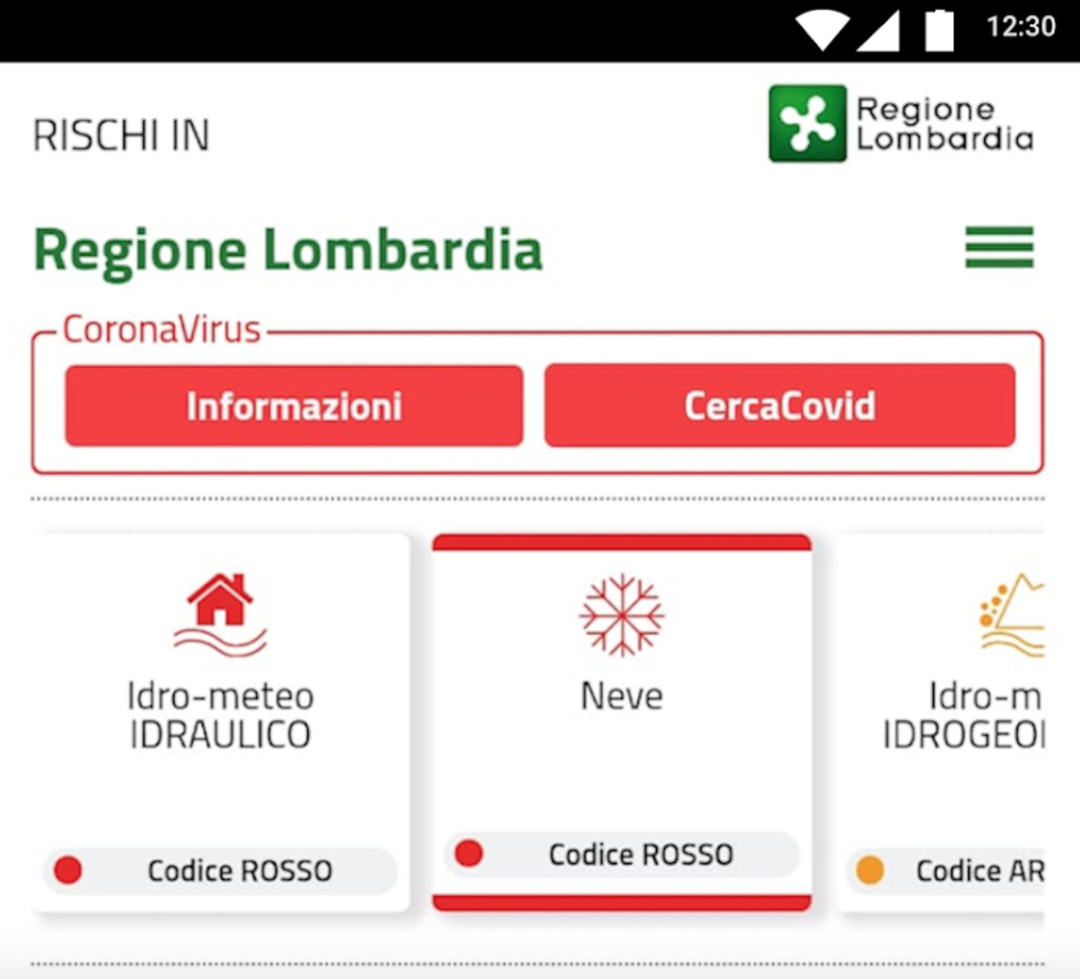 Covid 19, come funziona l'app che vuole mappare il contagio in Lombardia
