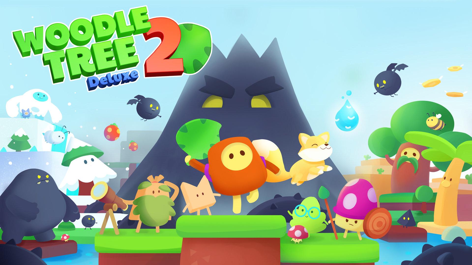 Woodle Tree 2, un team italiano sfida Super Mario (in casa sua)
