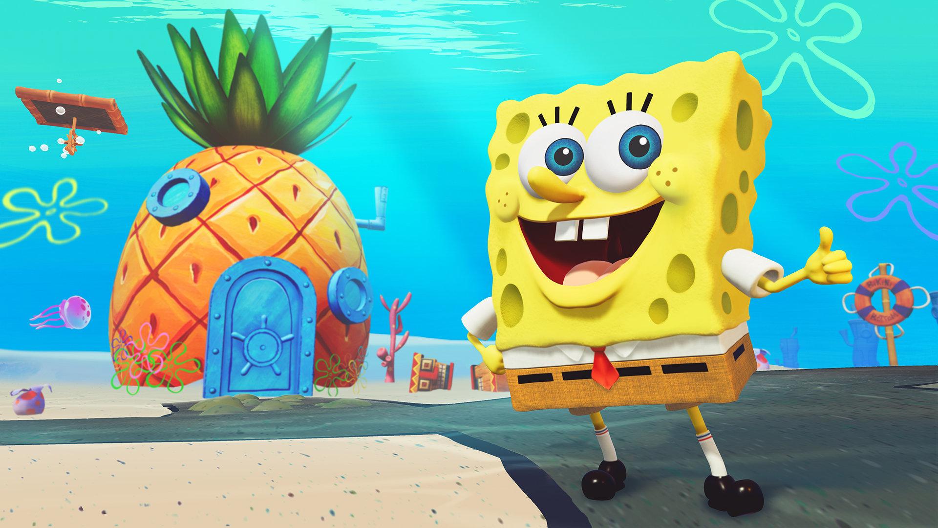 SpongeBob: Battle for Bikini Bottom. La spugna dà spettacolo su PS4