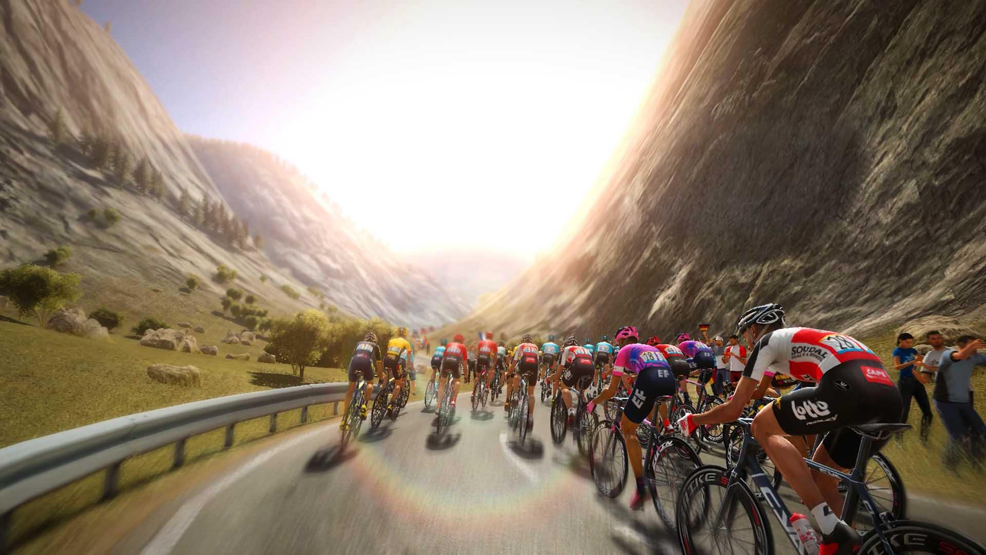 Tour de France 2020: su PS4 il titolo ha perso la scia