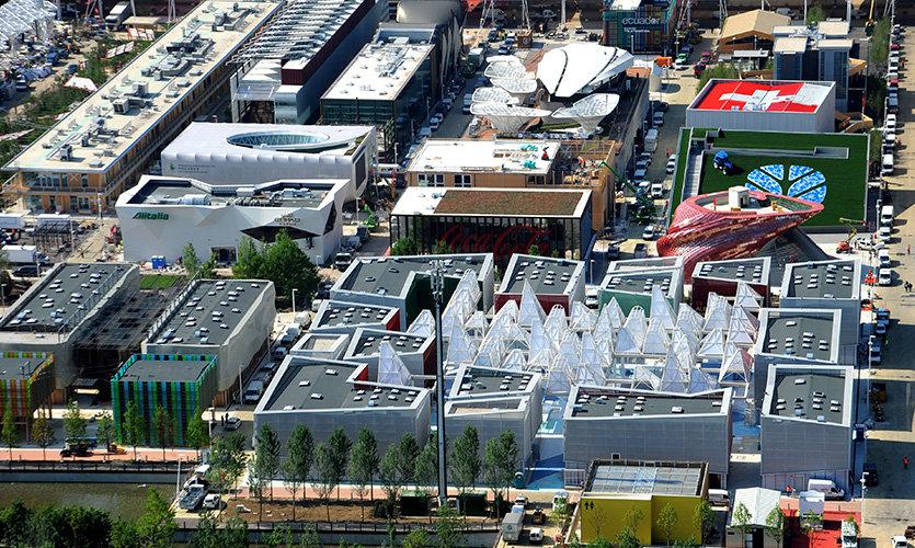 Una guida foodtech a Expo, piccolo vademecum per i nerd del cibo