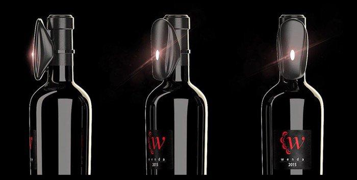 La startup che protegge il vino di qualità grazie all'Internet of things