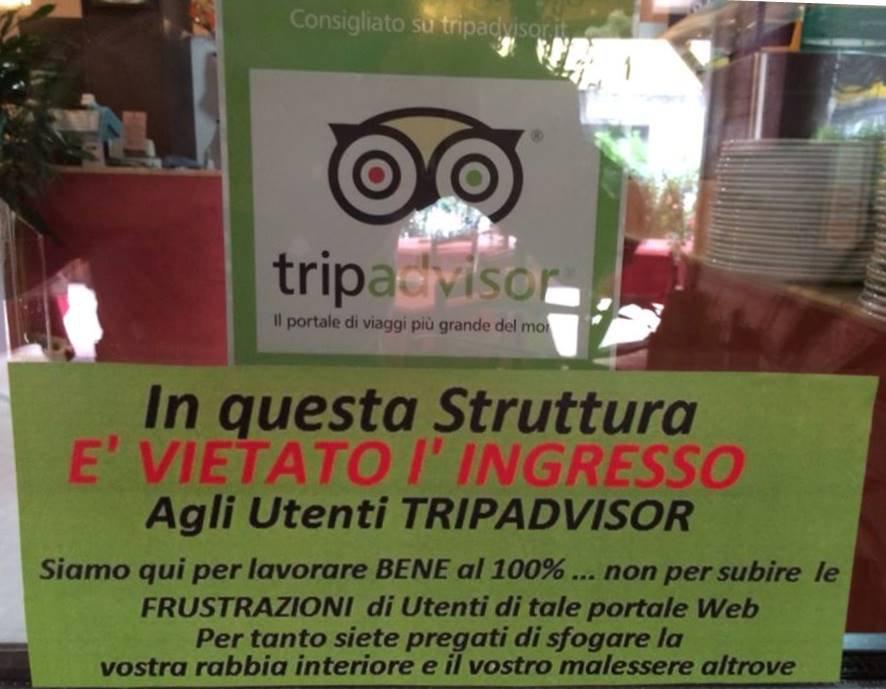 Cari ristoratori, TripAdvisor è una piattaforma aperta mica Sherlock Holmes