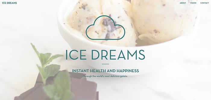 icedreams schermata