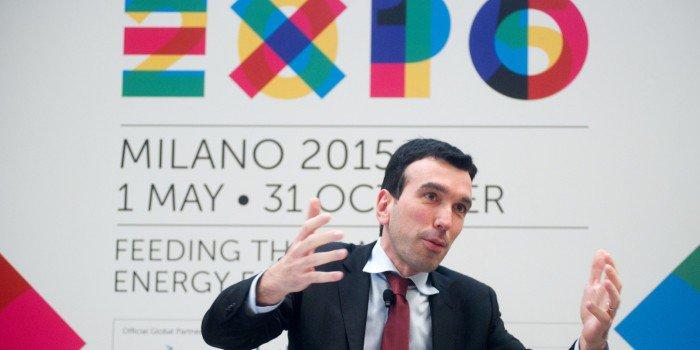 Accordo Ministero dell'Agricoltura - Expo 2015