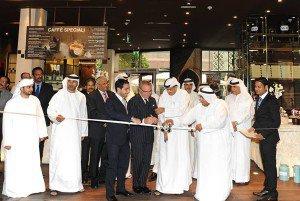 Lo sbarco di Cioccolati Italiani a Dubai