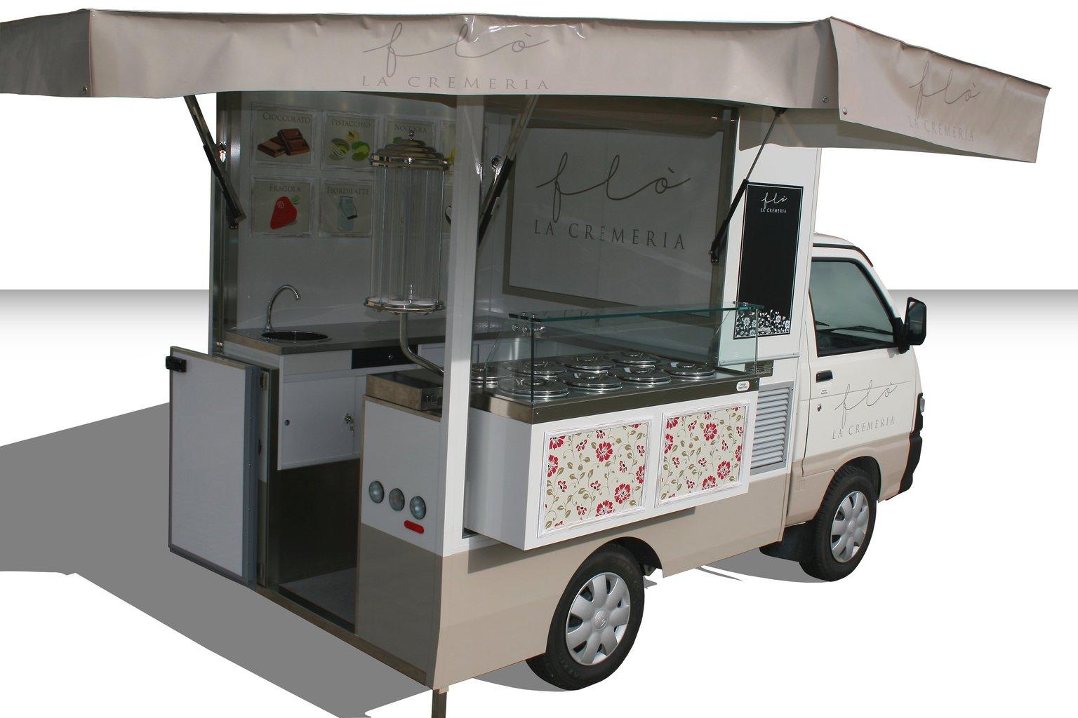 Ape Food Truck