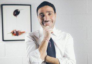 Vincenzo Ferrieri, 31 anni, a capo di Cioccolati Italiani