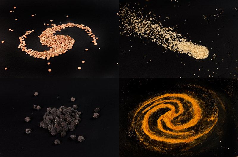 """Le """"galassie culinarie"""" di Argotec"""