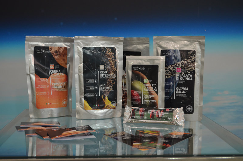 Lo Space Food di Argotec