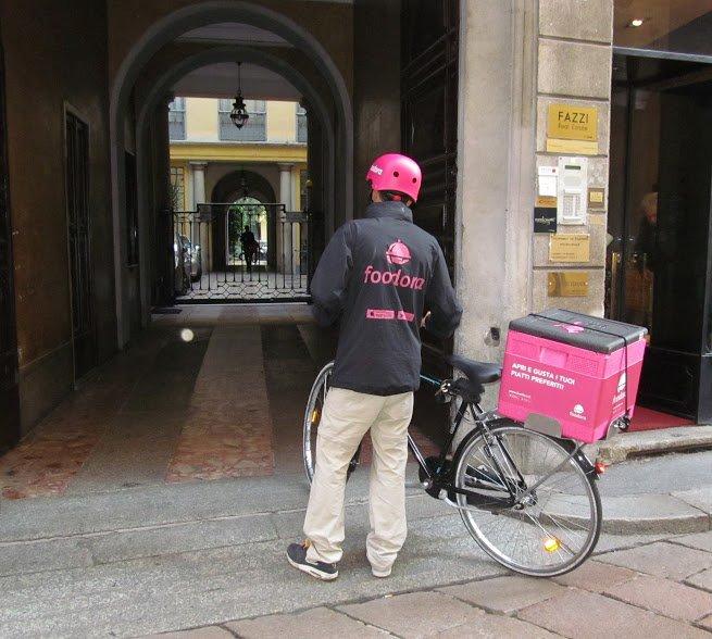 Food delivery le 10 ordinazioni pi strane fatte su foodora for Cucinare con 2 euro al giorno pdf