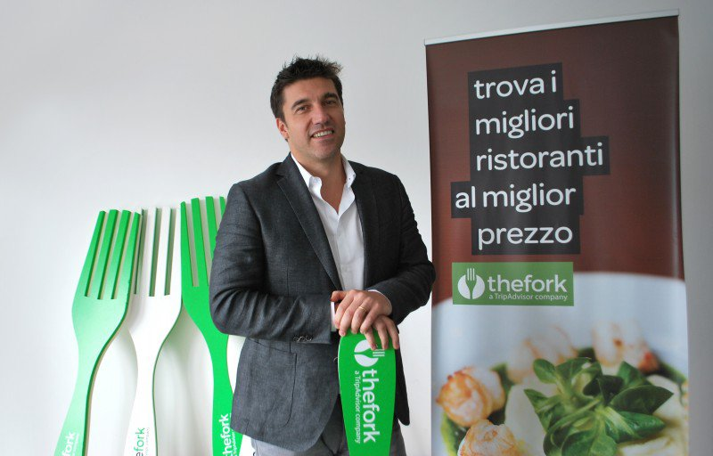Almir Ambeskovic, country manager TheFork