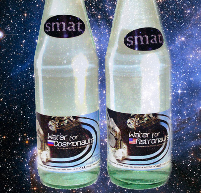 L'acqua spaziale SMAT
