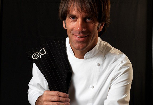 Chef Davide Oldani