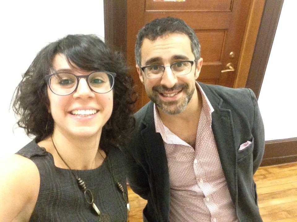 I fratelli Manal e Wiiam Kahi, fondatori della startup