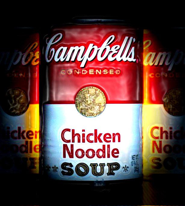 Campbell la zuppa di warhol punta 125 milioni su startup for Barattoli di zuppa campbell s