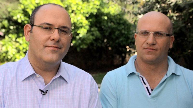 Dror Sharon e Damian Goldring