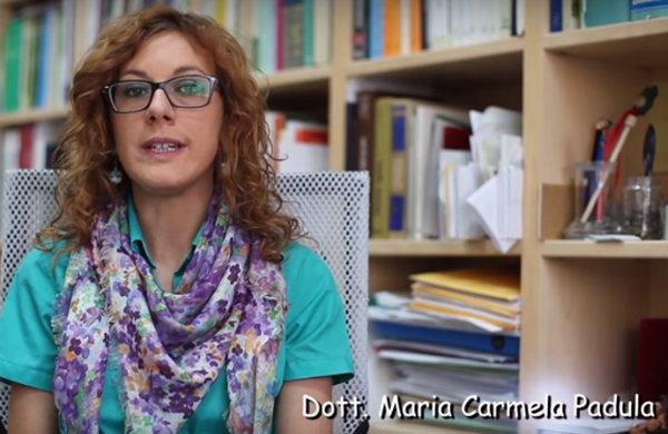 Maria Carmela Padula