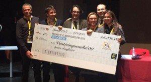 ll team di New Gluten World premiato al PNI 2015